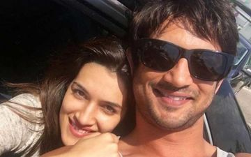 Sushant Singh Rajput Birth Anniversary: Kriti Sanon Shares An Adorable Snap Of The Late Actor, Says She Will Always Remember Him 'Like A Child' – See Inside