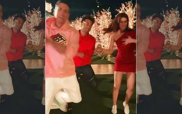 Housefull 4 Cast Akshay Kumar, Riteish Deshmukh, Kriti Sanon Dance To Panipat Track Mann Mein Shiva-VIDEO