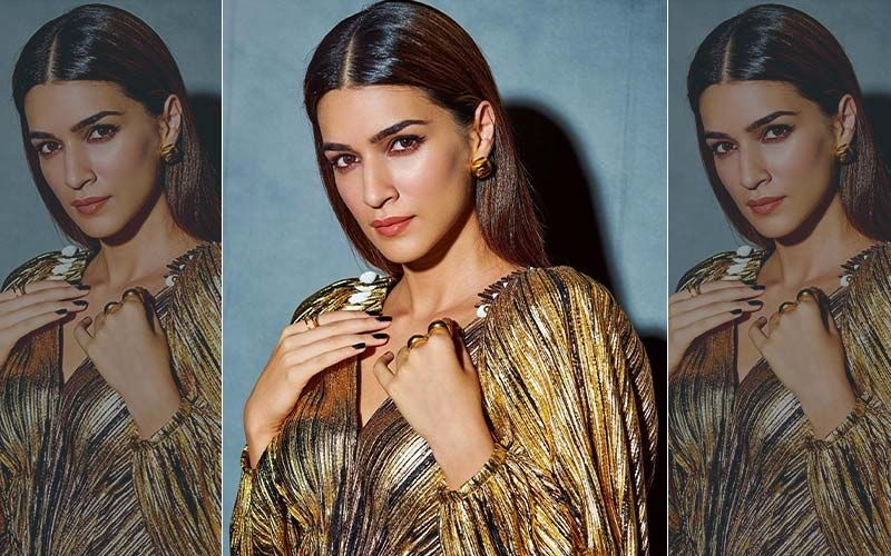 Kriti Sanon To Make A Splash At The New York Fashion Week, Rub Shoulders With Fashion Stalwarts