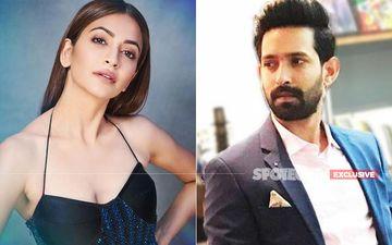Kriti Kharbanda Set To Romance Vikrant Massey- EXCLUSIVE