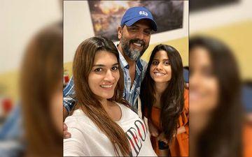 Mimi: Sai Tamhankar Misses Her Co-Star Kriti  Sanon And Director Laxman Utekar
