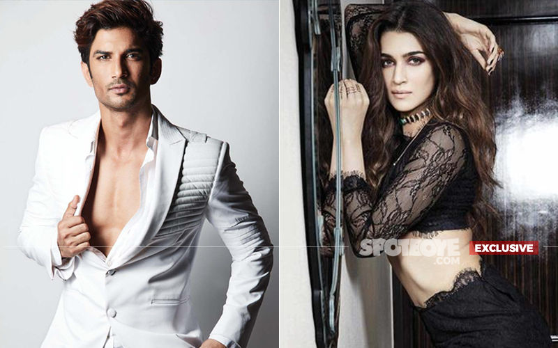 Sushant Singh Rajput Invites Ex-Lover Kriti Sanon For Sonchiriya Screening But Actress Does Not Turn-Up!