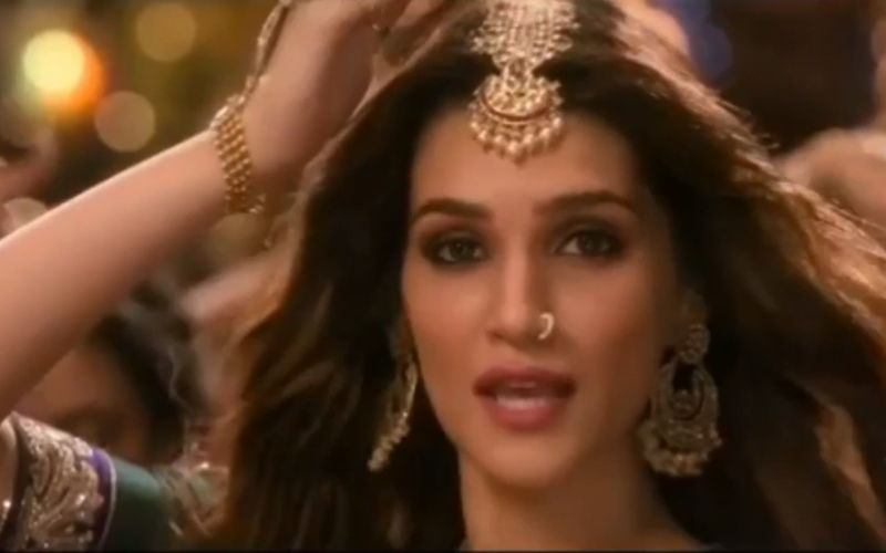 Kriti Sanon's Excitement Knows No Bounds, She Expects Her Moves In Kalank Will Captivate You Tomorrow