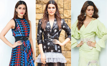 Kriti Sanon's Obsession For Waist Belts- 5 Times Actress Sported Them In The Exact Same Way!
