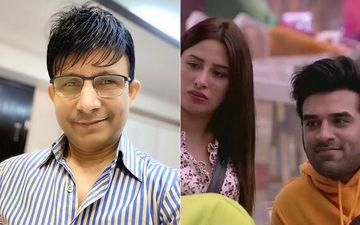 Bigg Boss 13: KRK Calls Mahira Sharma 'Battakh Ke Hoton Wali Chipkali' And Paras Chhabra A 'Bhaalu'