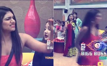 Bigg Boss 12: Roshmi Banik-Kriti Verma's Ugly Fight  With Saba-Somi Khan After Former Jodi Fails As Captains