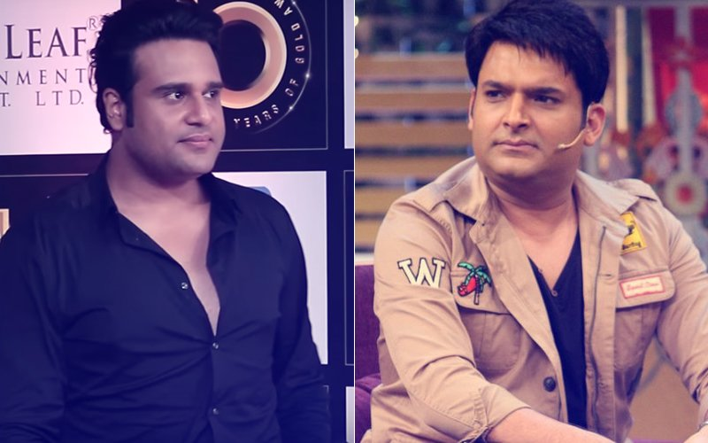 'I Pray To God That My Rivalry With Kapil Sharma Ends Soon', Says Krushna Abhishek At The Zee Gold Awards 2017