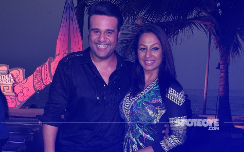 Krushna Abhishek & Kashmera Shah Are Proud Parents To Twin Boys Via Surrogacy