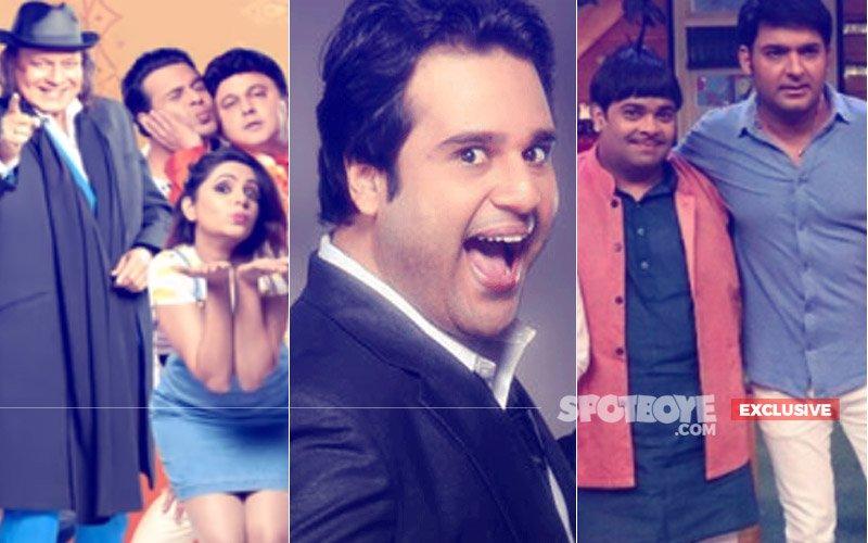 Krushna Abhishek Opens Up On His Babies Via Surrogacy, Drama Company, Comedy Nights Bachao & Kapil Sharma