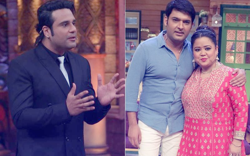 Krushna Abhishek: Surprised That Bharti Singh Joined Kapil Sharma's Show; We Had Vowed To Never Appear On It