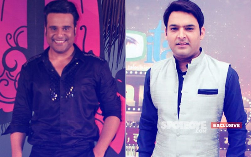 Krushna Abhishek: Will Do A Show With Kapil Sharma Only If It's Titled- 'Comedy Nights With Kapil & Krushna'