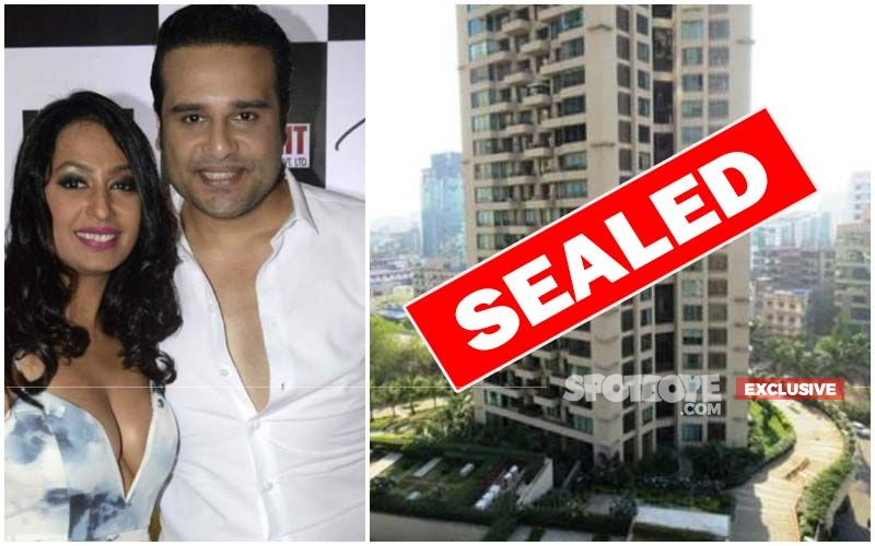 Kashmera Shah-Krushna Abhishek From The Sealed Oberoi Springs: 'The Mood Is Very Tense Out Here'- EXCLUSIVE