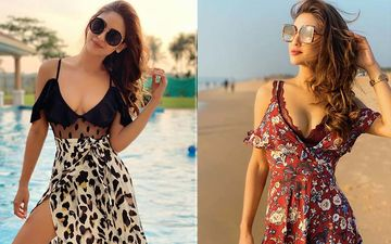 Goa Diaries: Krystle D'Souza's Sizzling Pictures Are Too Hot To Handle