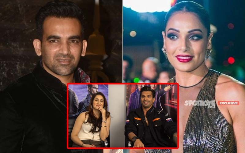Karan Singh Grover-Sagarika Ghatge On Their First Celebrity Crush, Last Argument With Their Better Halves And A Lot More In This Exclusive Video