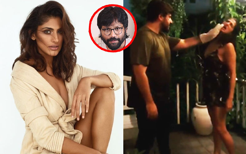 "Kubbra Sait And Sonali Bendre's Husband Goldie Behl ""Slap"" Each Other, Send Out A Message To Kabir Singh Director"