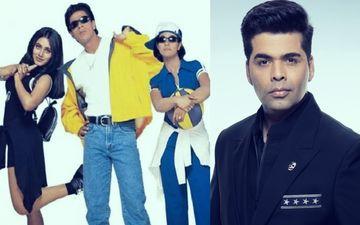 शाहरुख, काजोल और रानी की फिल्म 'कुछ कुछ होता है' का अगर सीक्वल बना तो ये सितारें है करण जौहर की फर्स्ट चॉइस