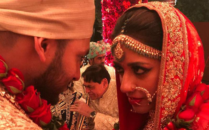 Kulbhushan Kharbanda's Daughter Shruti Gets Married In A Royal Jodhpur Wedding