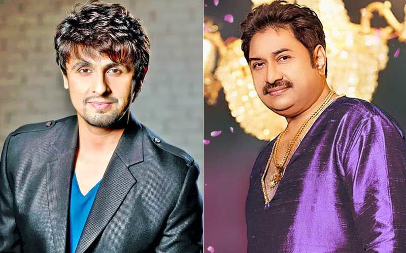 Sonu Nigam Prayed For Kumar Sanu To Not Show Up At RD Burman's Studio During 1942: A Love Story Recording Session; Throwback Thursday