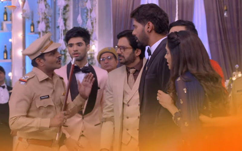 Kumkum Bhagya July 15, 2019, Written Updates Of Full Episode: Abhi Tries To Protect Prachi From The Police
