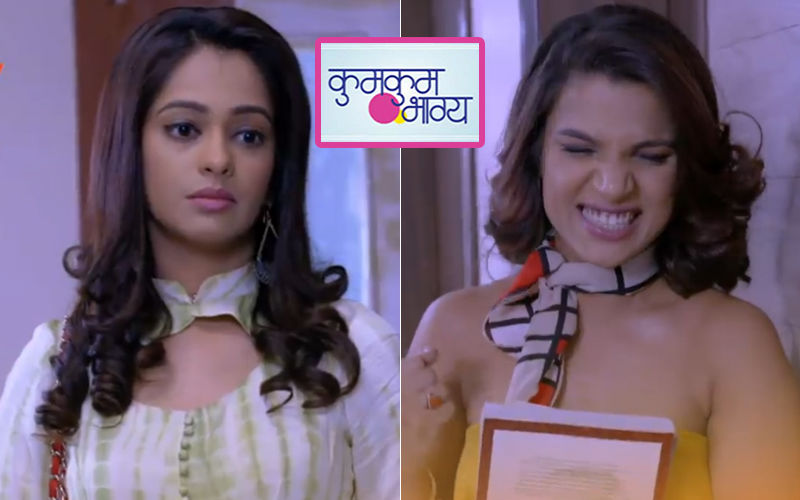 Kumkum Bhagya May 16, 2019, Written Updates of Full Episode: Principal Temporarily Suspends Prachi From College, Rhea Gets Happy