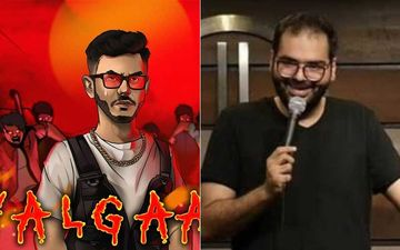 Kunal Kamra Accuses CarryMinati Of Plagiarism; Digs A 2-Year Old Song Accusing Yalgaar Being A Rip Off