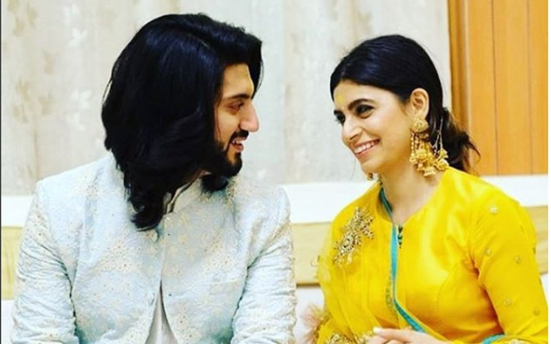 Ishqbaaz Actor Kunal Jaisingh Gets Engaged To Girlfriend Bharti Kumar