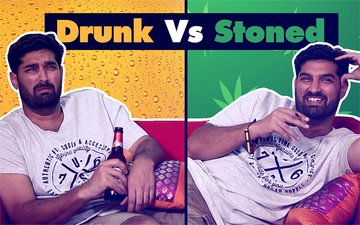 Kunaal Roy Kapur Explains Hilarious Differences Between Stoners & Drinkers