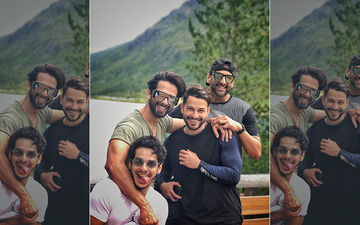 Shahid Kapoor's Latest Video On Instagram Displays 'Rare Maturity' Of His Bros Ishaan Khatter And Kunal Kemmu