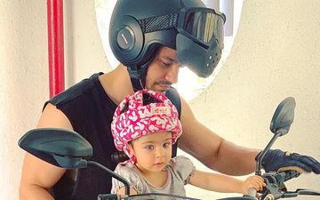 बेटी इनाया ने कुणाल खेमू को दिया जन्मदिन पर खास तोहफा, अभिनेता ने शेयर किया वीडियों