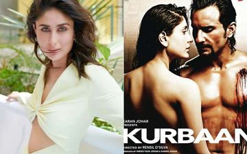 OOPS, Did Kareena Kapoor Khan Kind Of Forget That She Acted In Kurbaan With Saif Ali Khan? - VIDEO