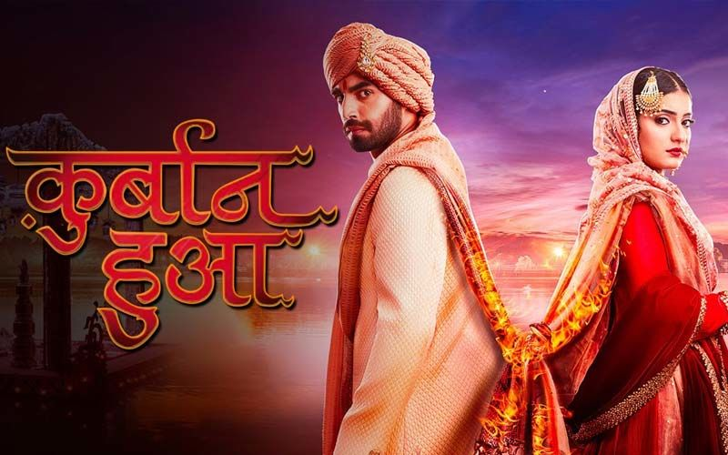 Qurbaan Hua Goes Off-Air; Last Episode To Air On September 17 After One And A Half Year Long Run