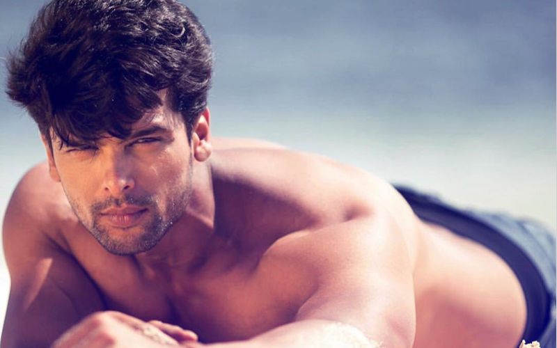 Kushal Tandon Shares An Embarrassing Picture. Bet, You Wouldn't Recognise Him!