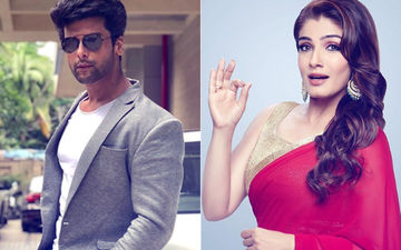 Kushal Tandon Reveals That Raveena Tandon Is His 'Bua'. Say What?