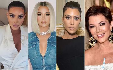 KUWTK PROMO: Kim, Khloé, Kourtney Kardashian And Kris Jenner Challenge Each Other To Be NICE
