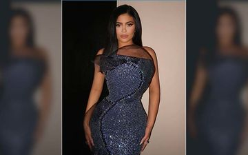 Kylie Jenner Slips Into A Dress That Won't Let Her Sit; Hope She Has All Sorted For Pee Emergency Like Sis Kim