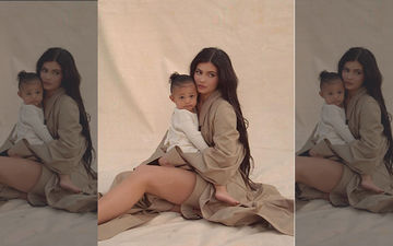 Kylie Jenner And Her Babygirl Stormi Webster Saying 'I Love You' Is All Hearts; Video Inside