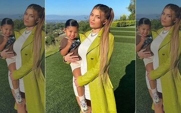 Kylie Jenner Admits She Wants More Kids 'So Bad', Says She Thinks About It Every Day- VIDEO