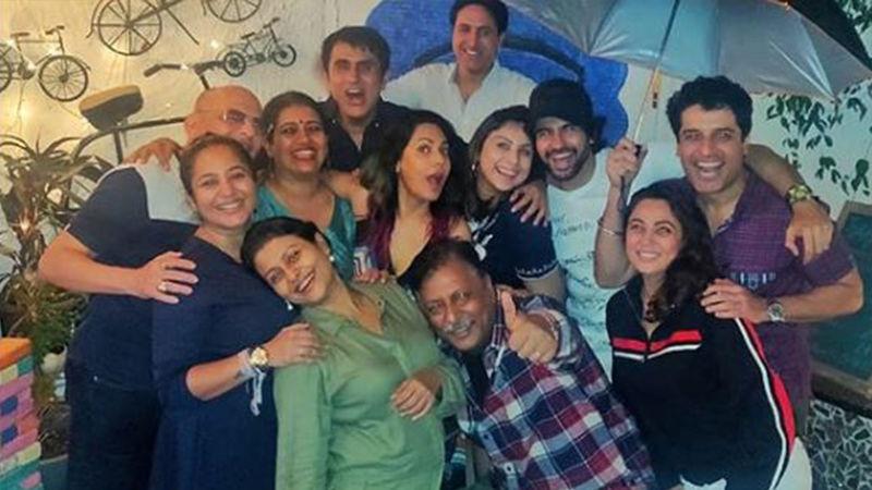 Kyunki Saas Bhi Kabhi Bahu Thi Cast Reunites For An Epic Night As The Show Marks 19 Years