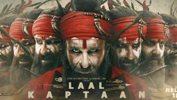 Laal Kaptaan New Poster: Ahead Of Dusshera, Saif Ali Khan Channels His Inner Ram and Raavan