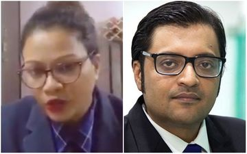 Netizens Demand Dadasaheb Phalke Award For A Lady Imitating Arnab Goswami; Call Her 'Lady Arnab' - Here's The Viral Video
