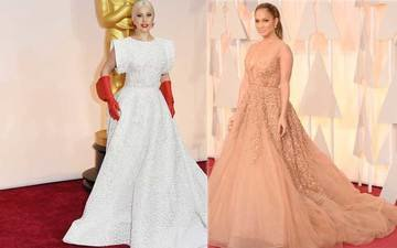 Gaga In Gloves; Jlo In Nothing Like Before