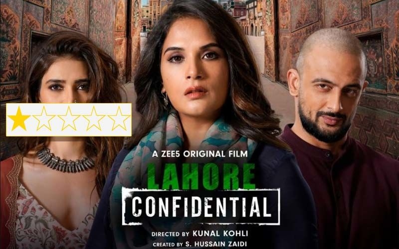 Lahore Confidential Review: Starring Richa Chadha, Arunoday Singh And Karishma Tanna This Movie Is So Awful It Is Funny