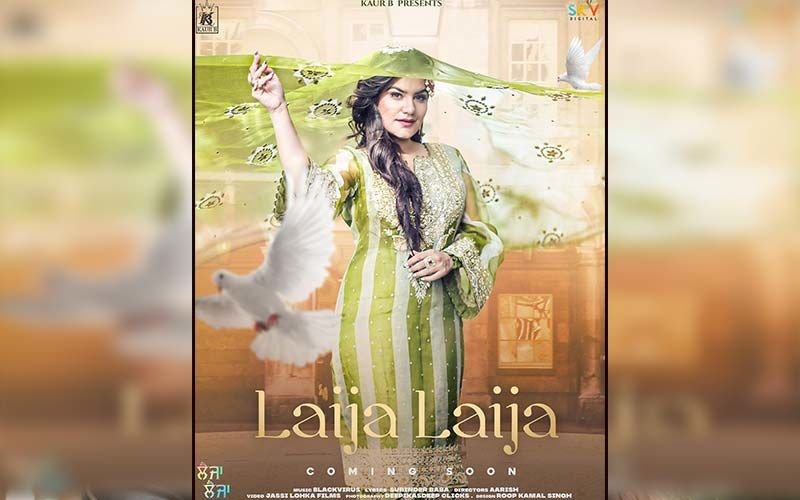Laija Laija: Kaur B finally Releases Her Much-Awaited Song And Receives Overwhelming Response