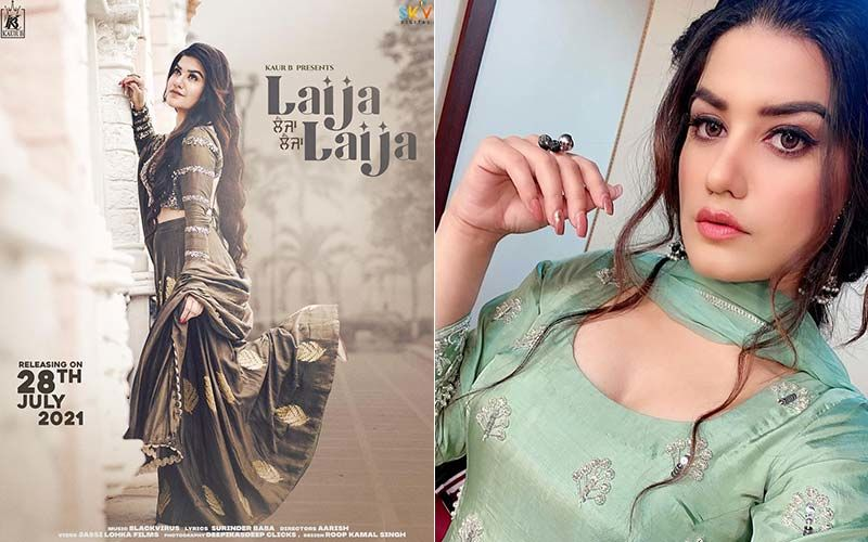Laija Laija: The Release Date Of Kaur B's Upcoming Song Is Postponed; Singer Shares Lyrical Video
