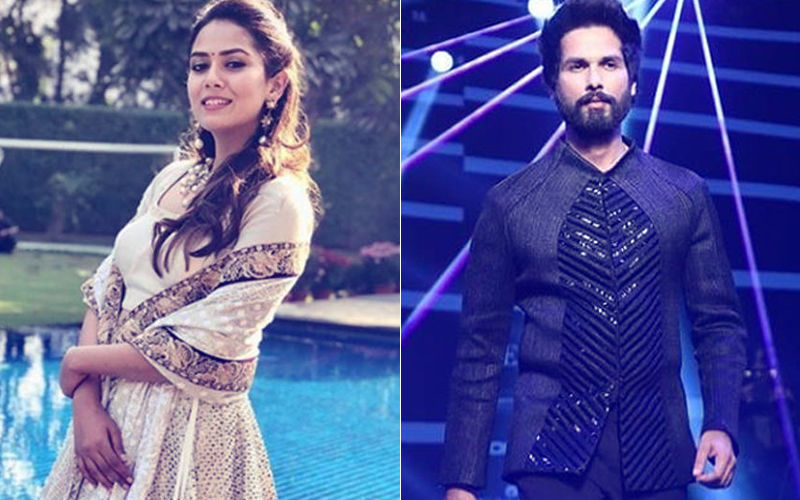 "Lakme Fashion Week 2018: Mira Rajput Comments ""Hot AF"" As Shahid Kapoor Takes The Ramp"