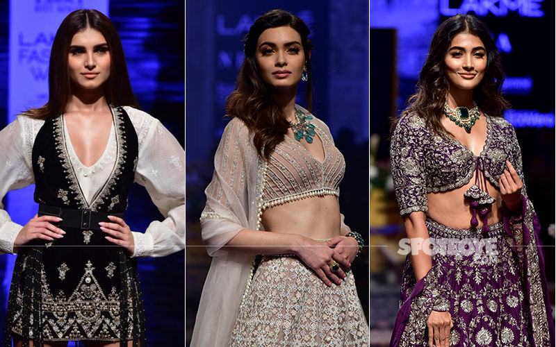 Lakme Fashion Week 2019 Day 3: Tara Sutaria, Diana Penty, Pooja Hegde Set The Runway Ablaze