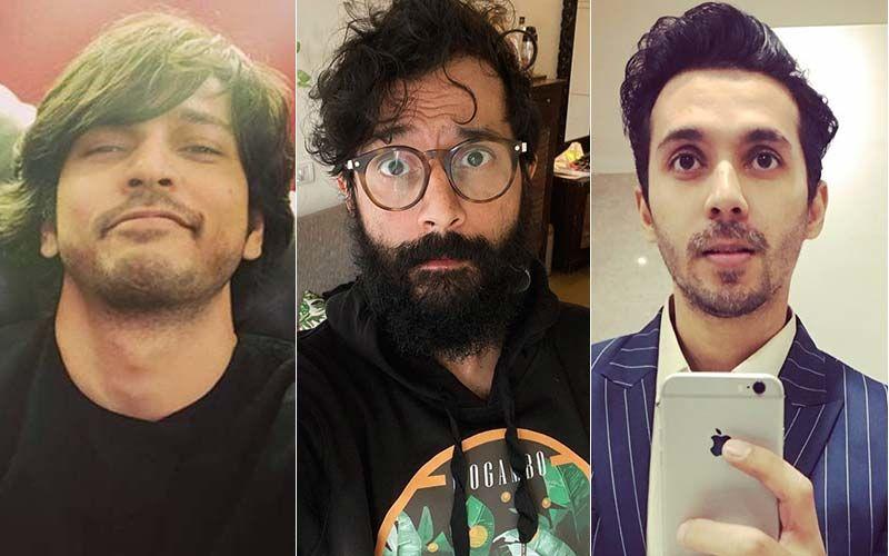 Lalit Prabhakar, Sarang Sathaye, And Abhay Mahajan Gear Up For A Fun Web Series Catch The BTS Fun Here