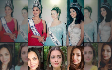 Lara Dutta Reminisces Her Crowning Days With Priyanka Chopra And Dia Mirza With This Epic 'Then And Now' Picture