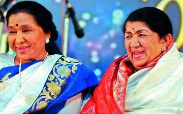 Asha Bhosle Overjoyed As Lata Mangeshkar Returns From Hospital; Says 'So Many Songs Came Back Rushing To Me'