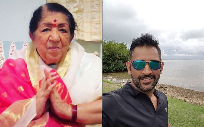 Post India's Exit From World Cup 2019, Lata Mangeshkar Urges MS Dhoni To Reconsider His Retirement  In A Heartfelt Tweet